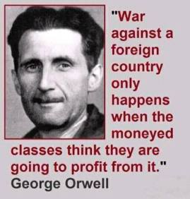 Orwell-war